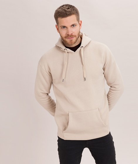 SELECTED HOMME SLHPatt Hoodie bone white