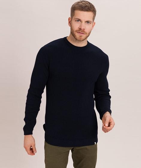 MINIMUM Calen Pullover navy blazer mel