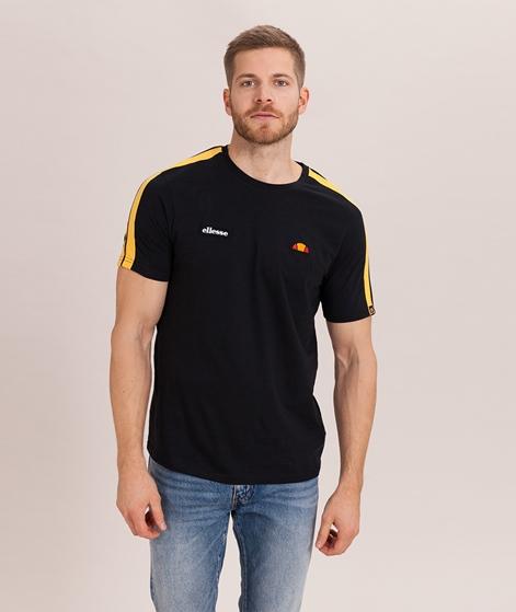 ELLESSE Crotone T-Shirt schwarz