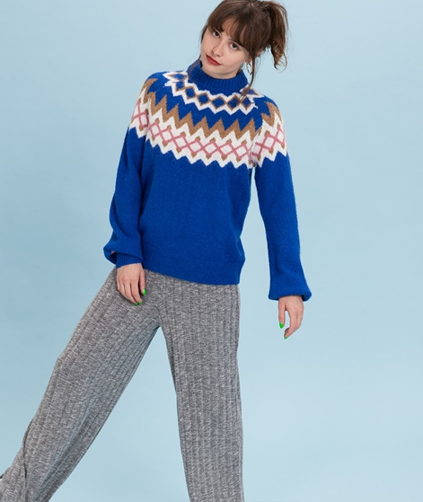 M BY M Lois Iceland Pullover dazzling
