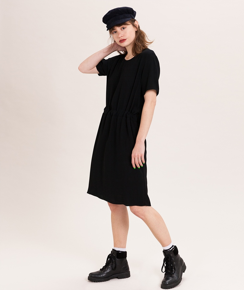SELECTED FEMME SLFTanna Kleid black