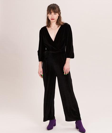 VILA Vivela 7/8 Jumpsuit black