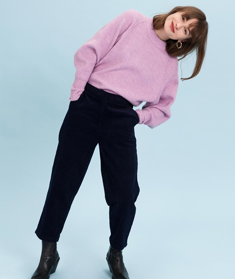 SELECTED FEMME SLFEna Pullover orchid me