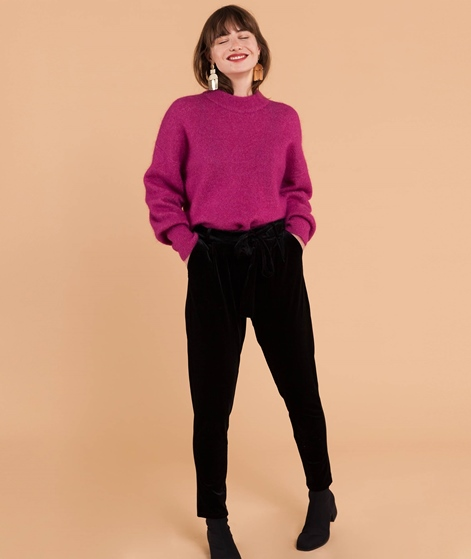 SECOND FEMALE Minnelli Pullover fuchsia