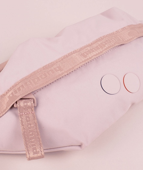 PINQPONQ x KDG Brik Bauchtasche light-rose
