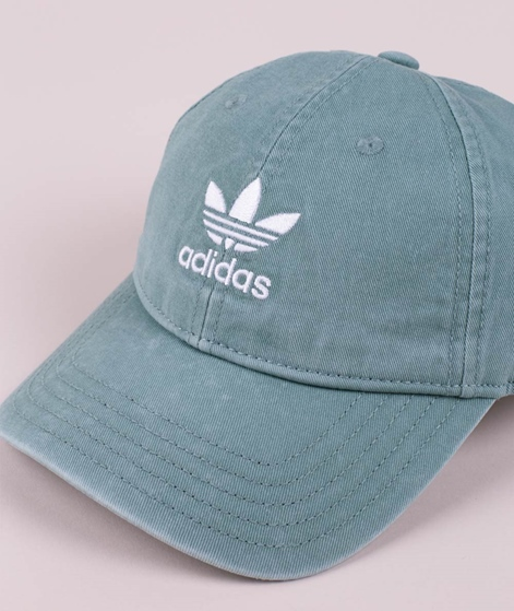 ADIDAS Adic Washed Cap vapour steel