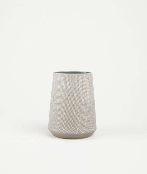 LIV Carol Vase grau 12x15 cm
