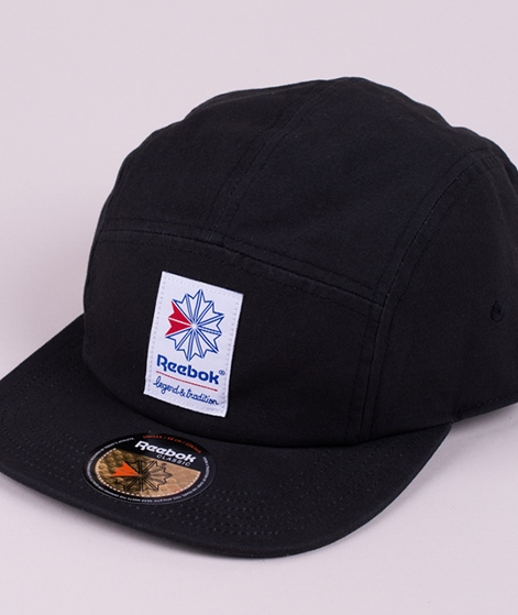 REEBOK CL FO 5 Panel Cap black