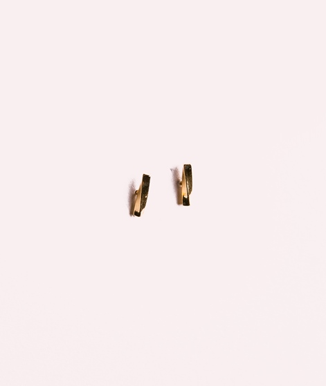 JUKSEREI Ember Ear Stud gold