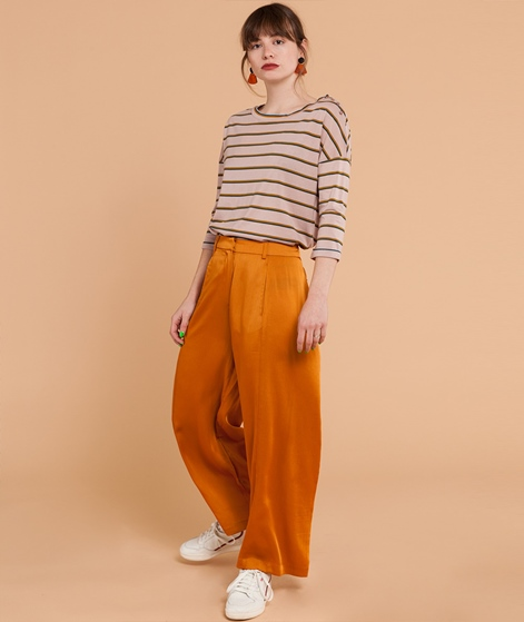SESSUN Devon Longsleeve roseastripes