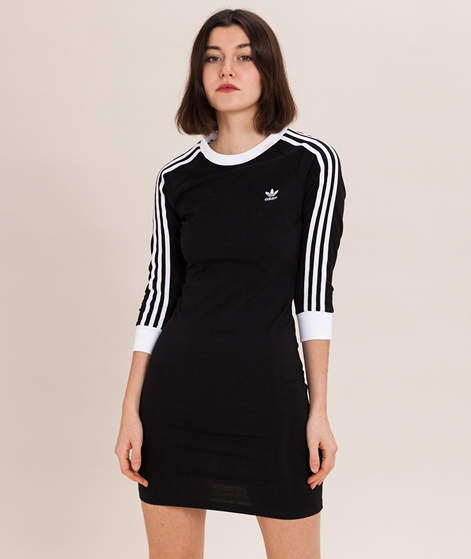 ADIDAS 3 Stripes Kleid black