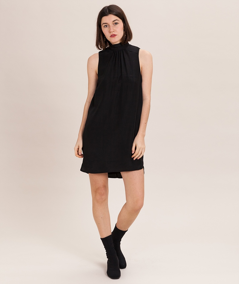 POP COPENHAGEN Double Layered Kleid