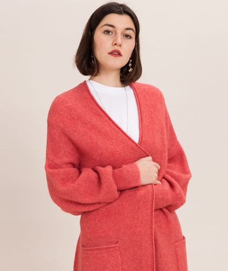 SECOND FEMALE Nima Cape Cardigan mineral