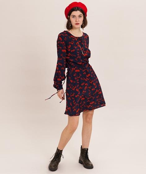 VILA Vimiha Fanly L/S Kleid navy blazer