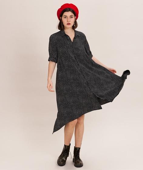 MADS NORGAARD Dot Dancella Kleid black/e