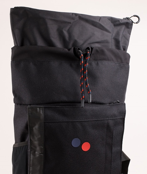 PINQPONQ Blok Large Rucksack licorice black
