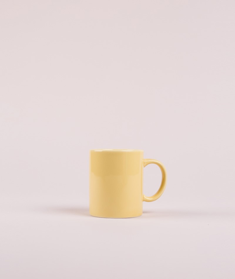 HAY Mug rainbow yellow
