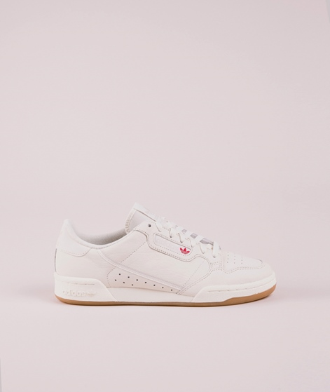 ADIDAS Continental 80 Sneaker offhite/raw white/gum