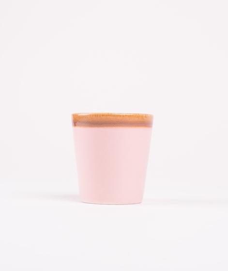 HKLIVING Ceramic 70`s Mug pink