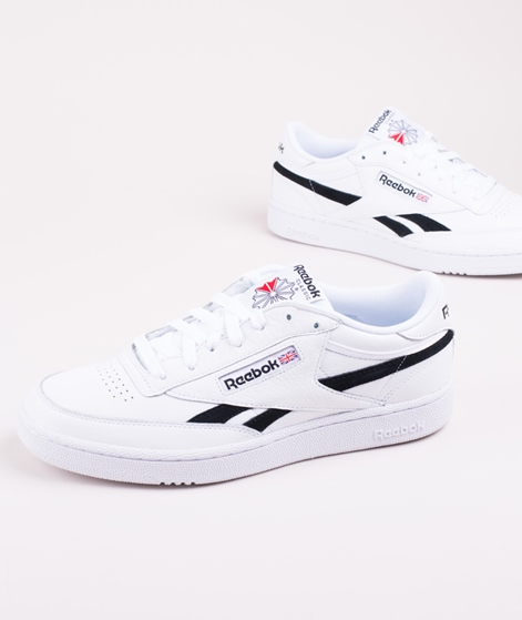 REEBOK Revenge Plus MU Sneaker white/black