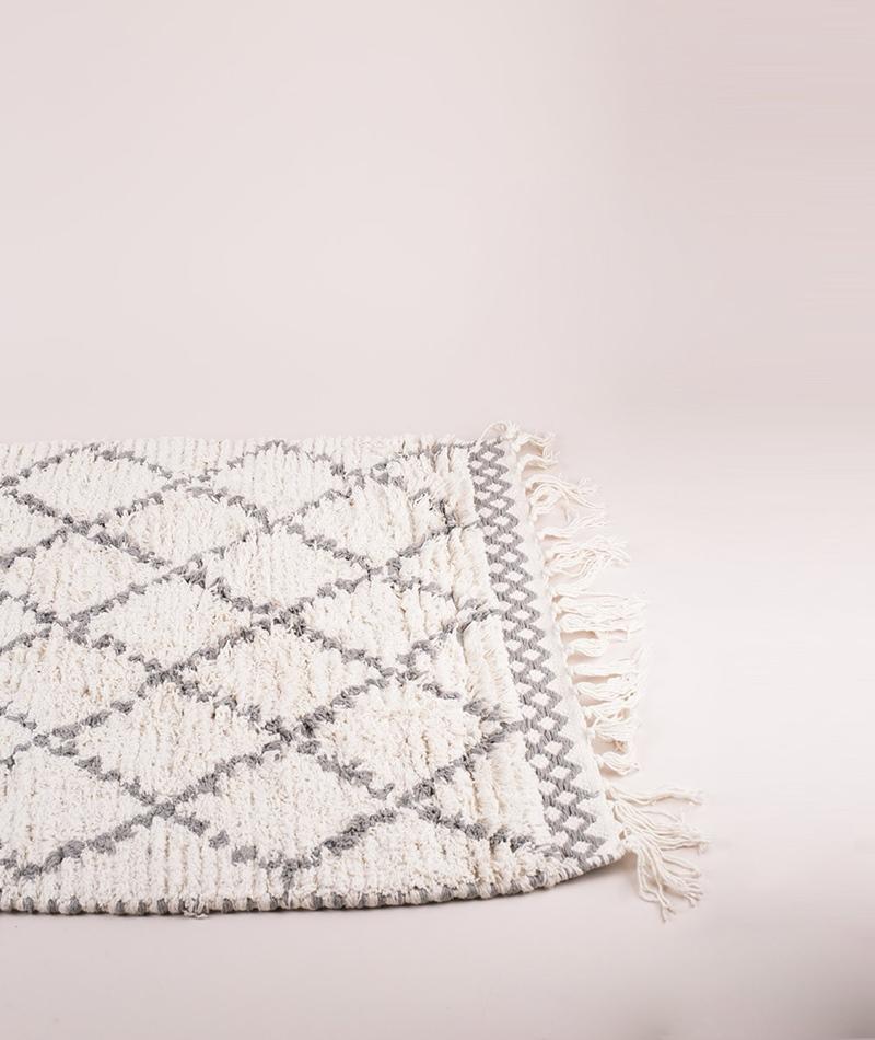 LIV INTERIOR Morocco Teppicch cotton