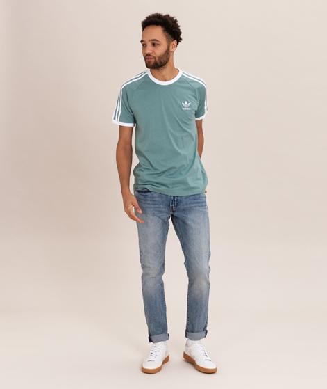 ADIDAS 3 Stripes T-Shirt vapour steel