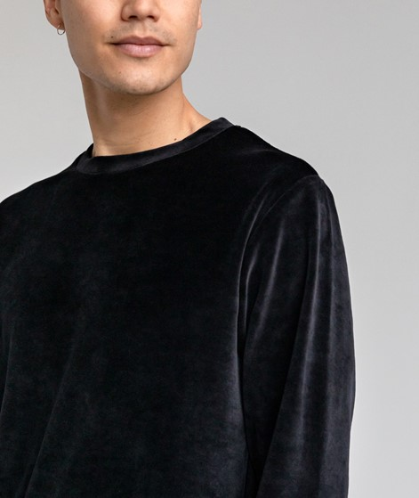 KAUF DICH GLÜCKLICH Karlson Sweater blac