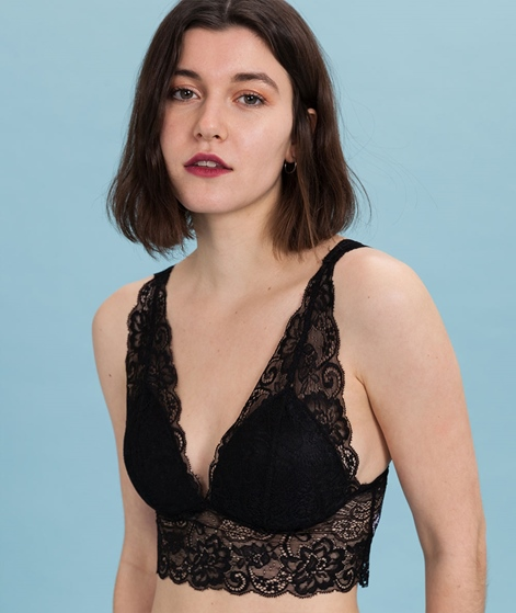 MINIMUM Syzett Bra black