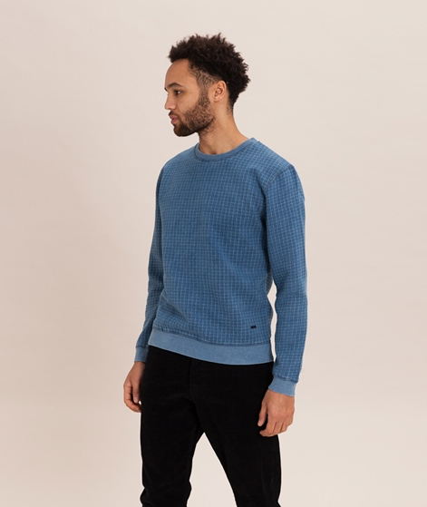 SUIT Hamlet Pullover light indigo