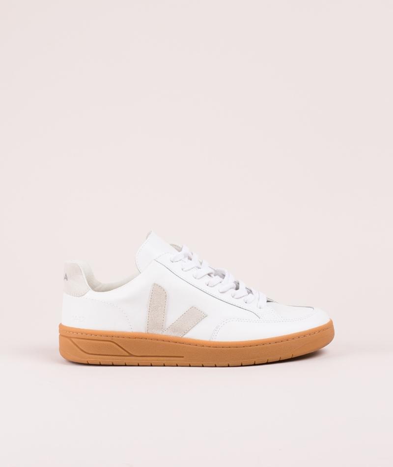 VEJA V-12 Sneaker extra white/natural