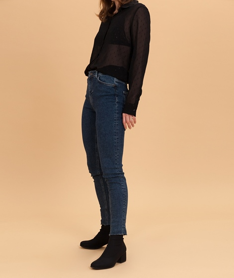 MOSS COPENHAGEN Pop Slim Jeans dark blue