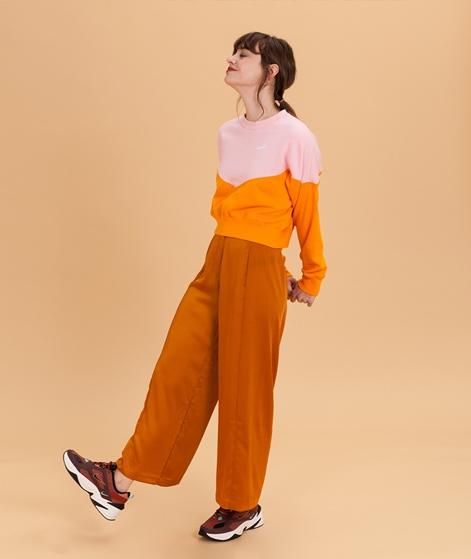 NIKE WNSW Hrtg Crew Sweater orange peel/