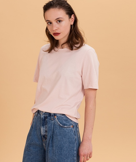 SELECTED FEMME Standard T-Shirt sepia rose