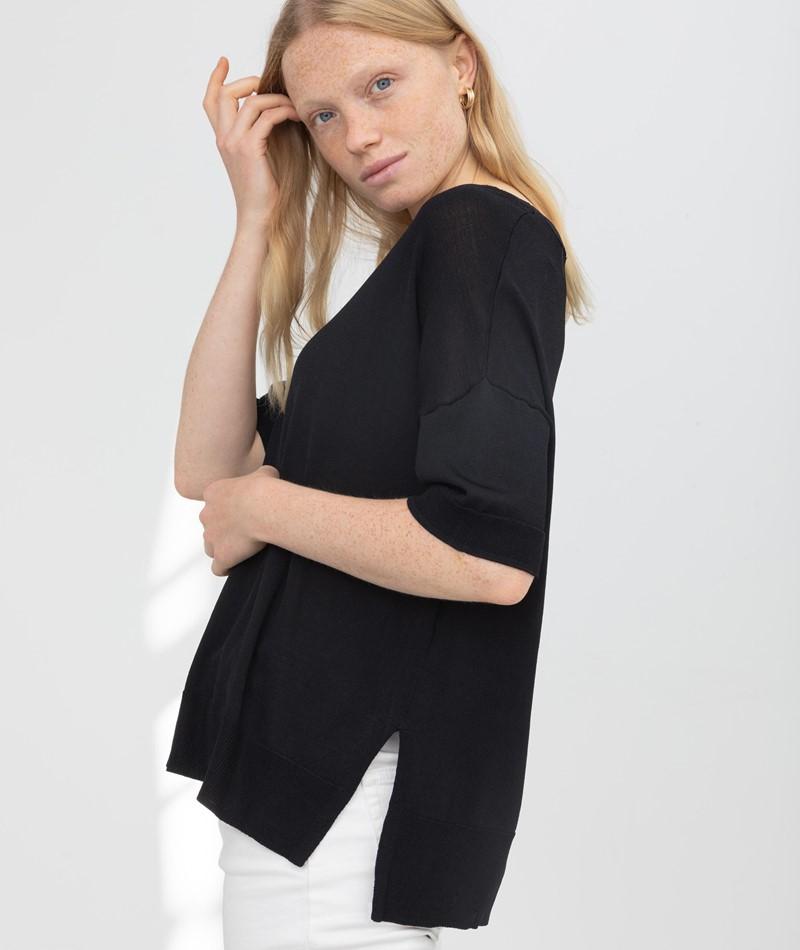 SELECTED FEMME SLFWille T-Shirt black