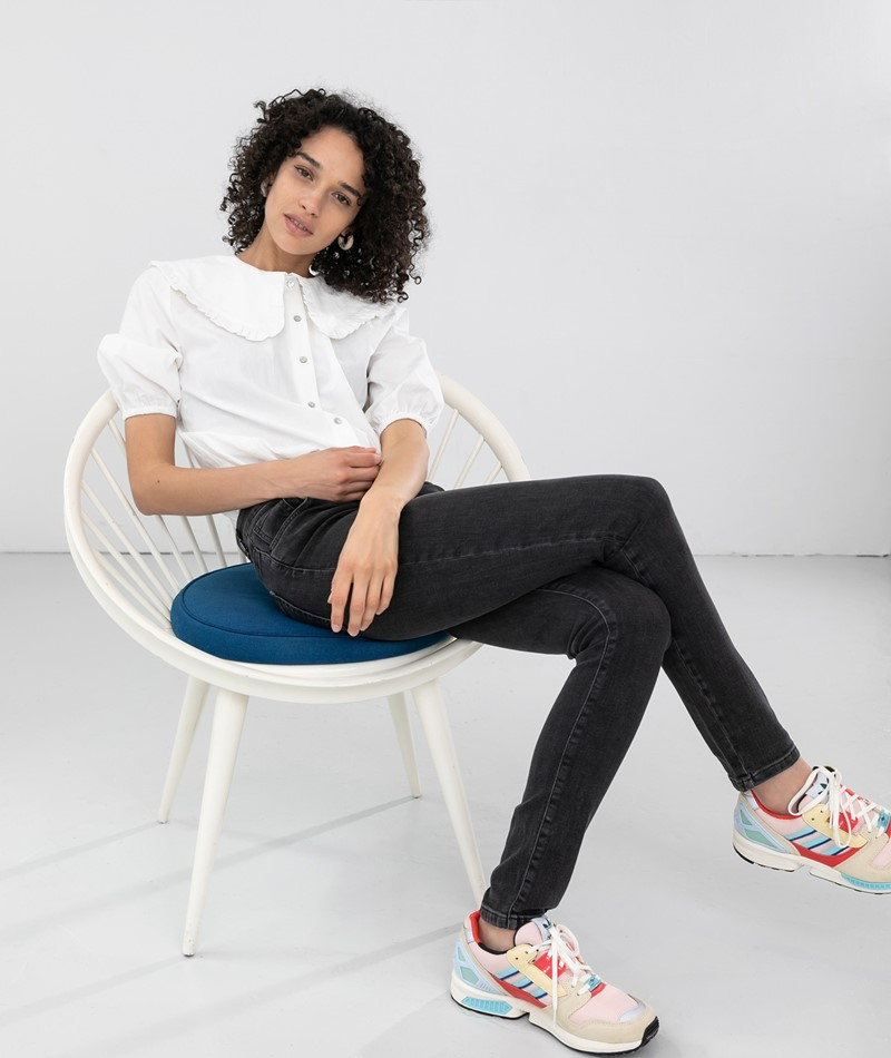 WHY7 Kate NW Skinny Jeans black