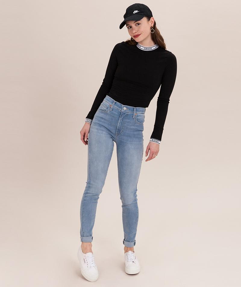 LEVIS Mile High Super Skinny Jeans you g