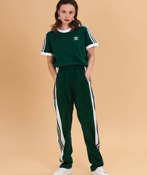 ADIDAS 3 Stripes T-Shirt collegiate gree