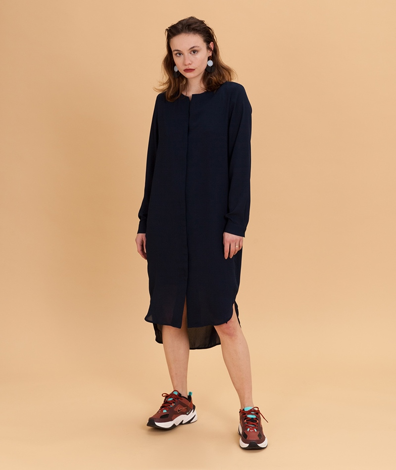 SELECTED FEMME Dynella Kleid sapphire