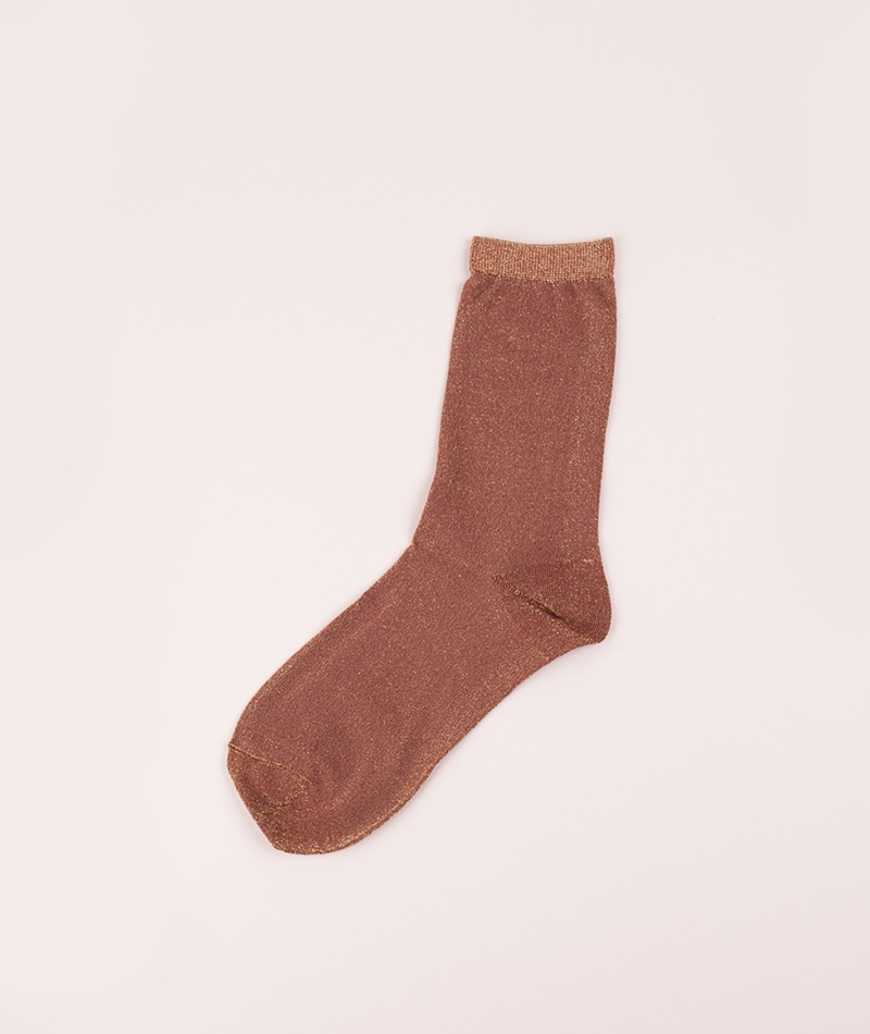 SELECTED FEMME SLFLucy Socken fired bric
