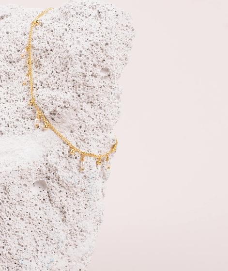 ANNA + NINA Cosmic Dust Armband gold