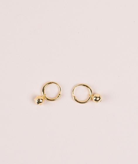 ANNA + NINA Moonscape Ohrringe Stud gold