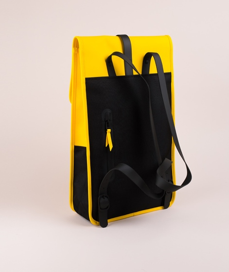 RAINS Backpack Rucksack yellow