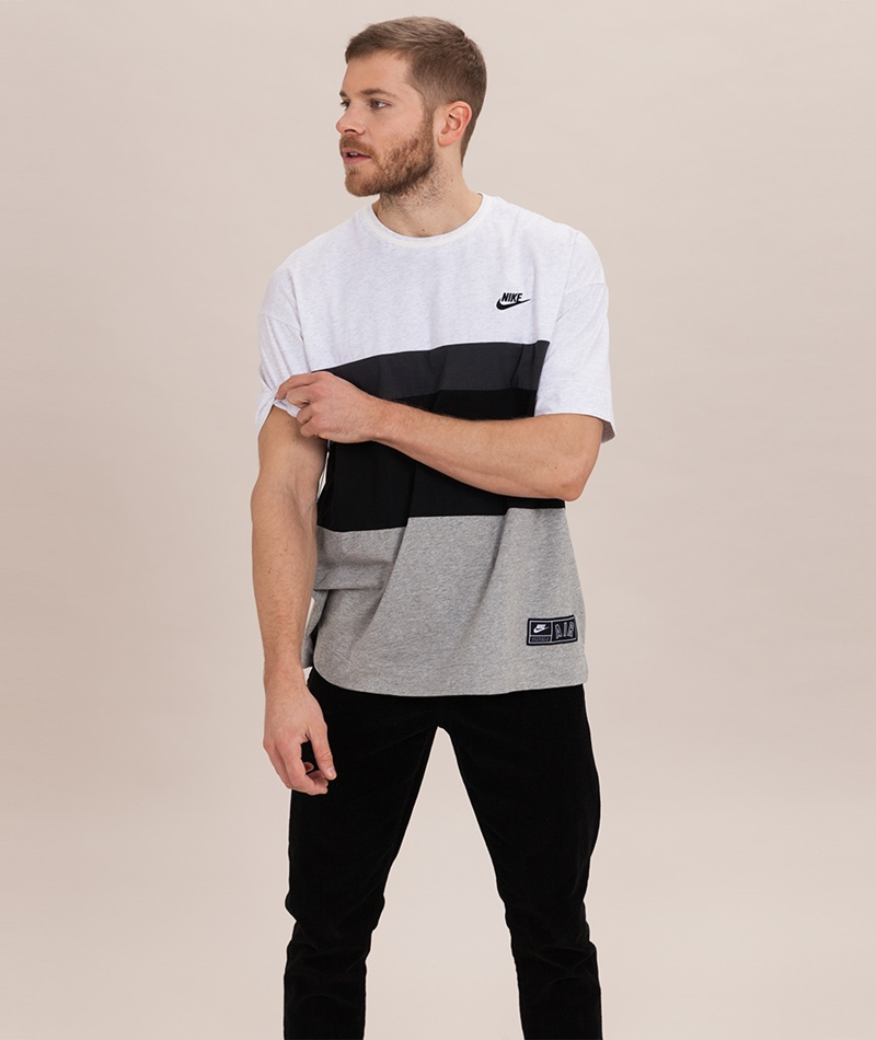 NIKE Sportswear Air T-Shirt birch heather