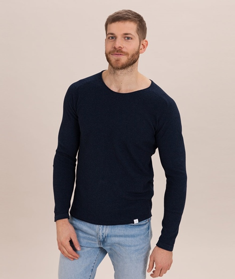 NOWADAYS Pique Structure Pullover insign