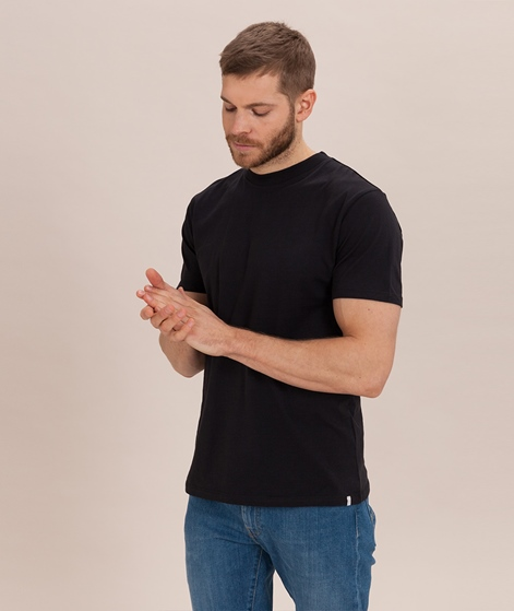 MINIMUM Aarhus US T-Shirt black
