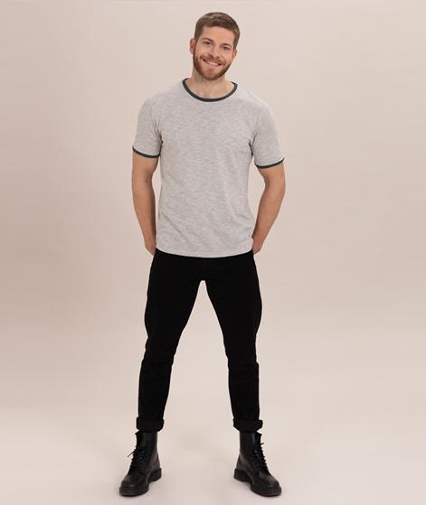 COUDRE BERLIN Contrast Collar T-Shirt gr