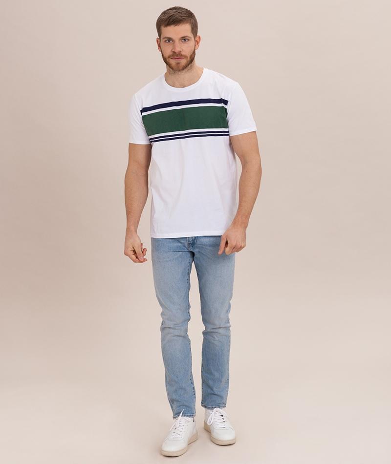 KAUF DICH GLüCKLICH Kai T-Shirt white gr