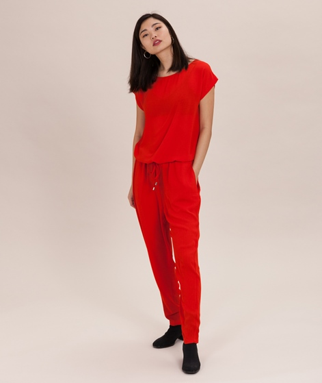 MADS NORGAARD Cavi Overall warm red