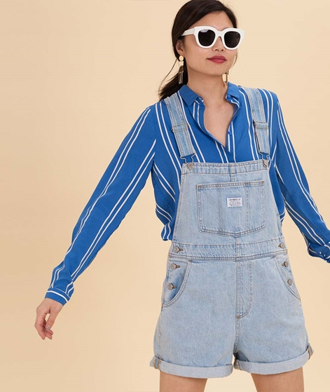 LEVIS Vintage Shortall short and sweet