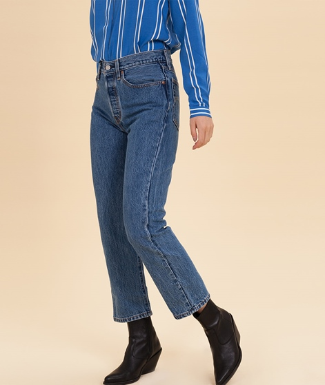 LEVIS 501 Crop Jeans lost cause